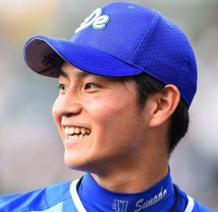 砂田毅樹・横浜DeNAイケメンランキング2017