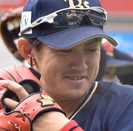 オリックスイケメンランキング2017・小田裕也