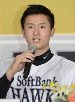 ソフトバンクイケメンランキング2017・高橋純平