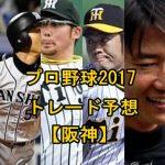 プロ野球トレードの噂2017【阪神編】注目選手を予想してみた