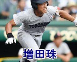 増田珠・横浜高校