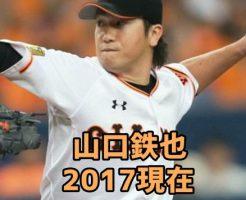 山口鉄也・2017