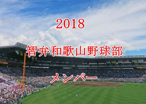 智弁和歌山野球部メンバー2018