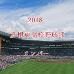 彦根東高校野球部2018のメンバー紹介!出身中学と注目選手に監督も
