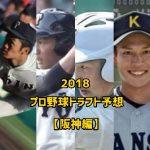 阪神ドラフト予想2018!指名されそうな候補選手一覧のまとめ