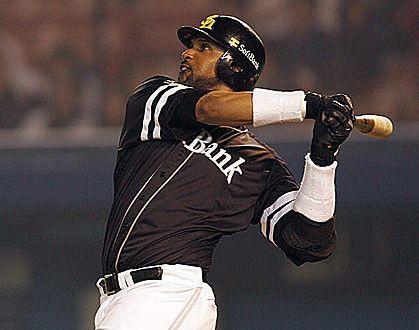 ホークス歴代4番打者12