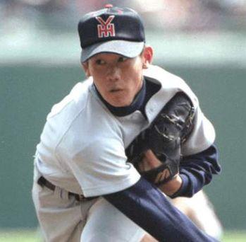 高校野球歴代ベストナイン・松坂大輔
