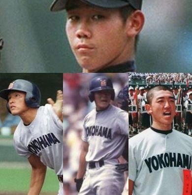 松坂世代・横浜高校メンバー