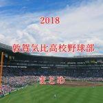 敦賀気比高校野球部メンバーの出身中学と注目選手のまとめ【2018年版】