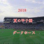夏の甲子園2018のダークホースは?番狂わせしそうな高校を6選!
