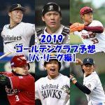 2019年プロ野球ゴールデングラブ賞を予想【パ・リーグ編】