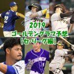 2019年プロ野球ゴールデングラブ賞を予想【セ・リーグ編】