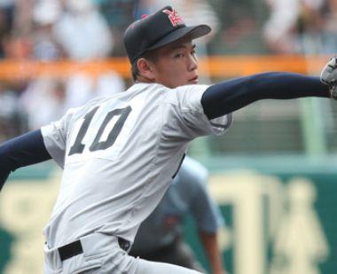 高校野球2019注目選手・及川雅貴・横浜
