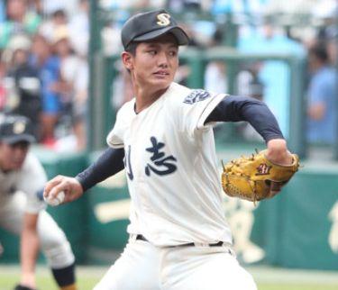 高校野球2019注目選手・西純矢・創志学園