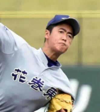 高校野球2019注目選手・西舘勇陽・花巻東