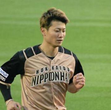 プロ野球イケメンランキング2019・西川遥輝・日本ハム