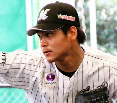 プロ野球イケメンランキング2019・佐々木千隼・ロッテ