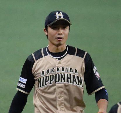 プロ野球イケメンランキング2019・中島卓也・日本ハム