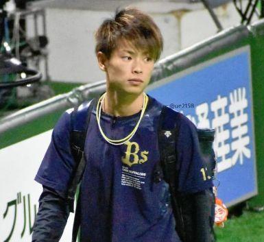 プロ野球イケメンランキング2019・山岡泰輔・オリックス