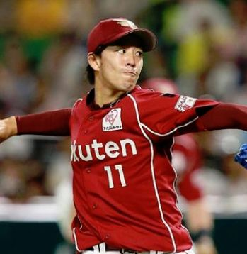 プロ野球イケメンランキング2019・岸孝之・楽天
