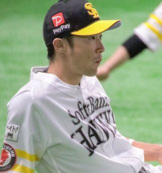 プロ野球イケメンランキング2019・明石健志・ソフトバンク