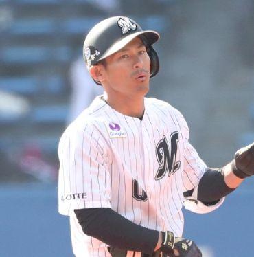 プロ野球イケメンランキング2019・荻野貴司・ロッテ
