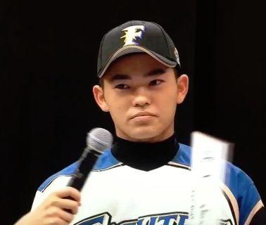 プロ野球イケメンランキング2019・田宮裕涼・日本ハム