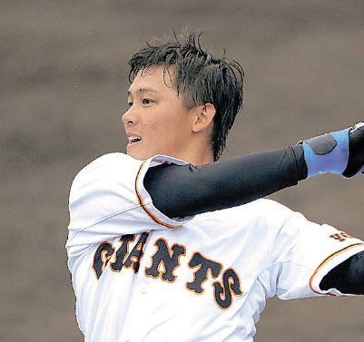 プロ野球イケメンランキング2019・石川慎吾・巨人