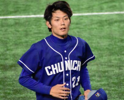 プロ野球イケメンランキング2019・岡田俊哉・中日