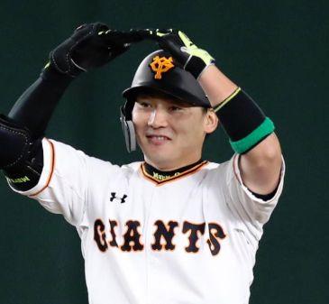 プロ野球イケメンランキング2019・丸佳浩・巨人