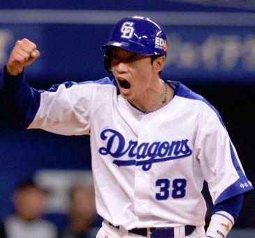 プロ野球イケメンランキング2019・松井雅人・中日