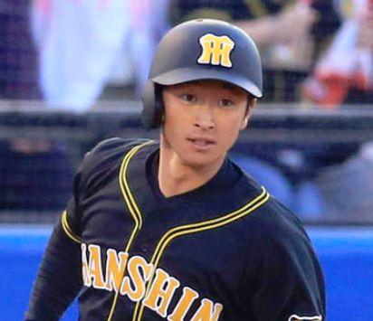 プロ野球イケメンランキング2019・近本光司・阪神