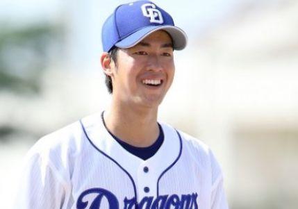 プロ野球イケメンランキング2019・梅津晃大・中日