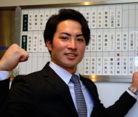プロ野球イケメンランキング2019・吉田大成・ヤクルト